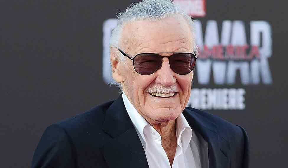 Stan Lee 'feeling great' post-hospital stay due to irregular heartbeat