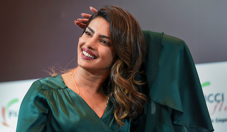 Priyanka Chopra Explains How Nick Jonas Slid Into Her DMs