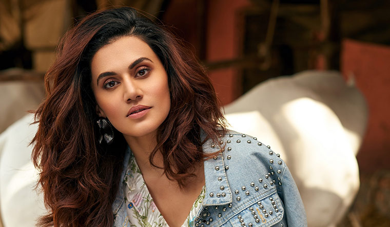 'You are the biggest feminist I know': Taapsee Pannu comes out in support of Anurag Kashyap