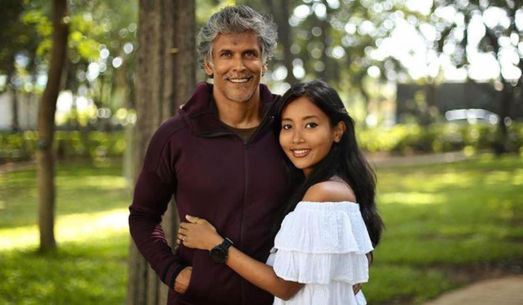 'Abused as child, lost a brother, lost ex-lover': Milind Soman's wife Ankita Konwar narrates her trauma