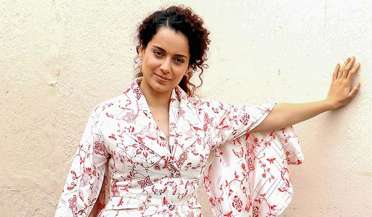 Kangana says she has a track record of never starting a fight