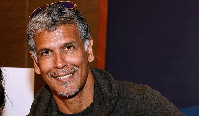 Milind Soman booked for running nude on Goa beach - The Week