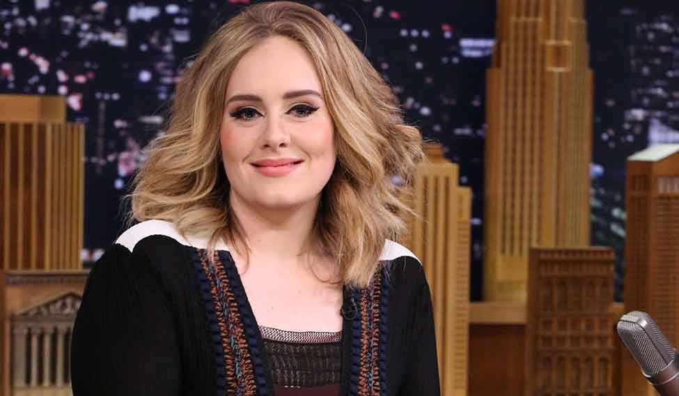 Adele might get into teaching