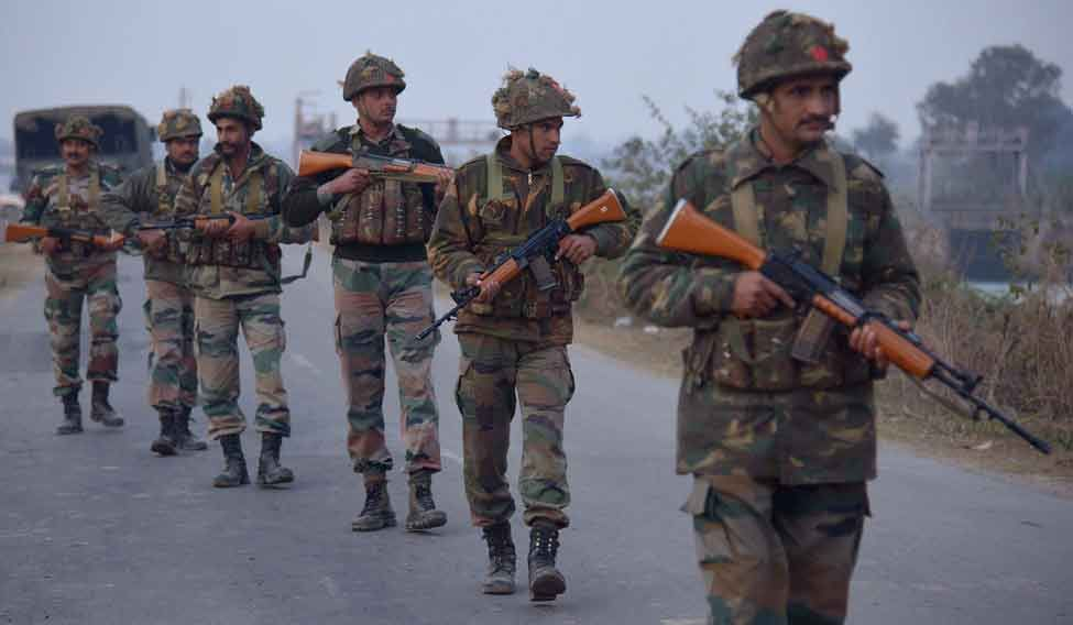 Pathankot on red alert; search continues for armed men