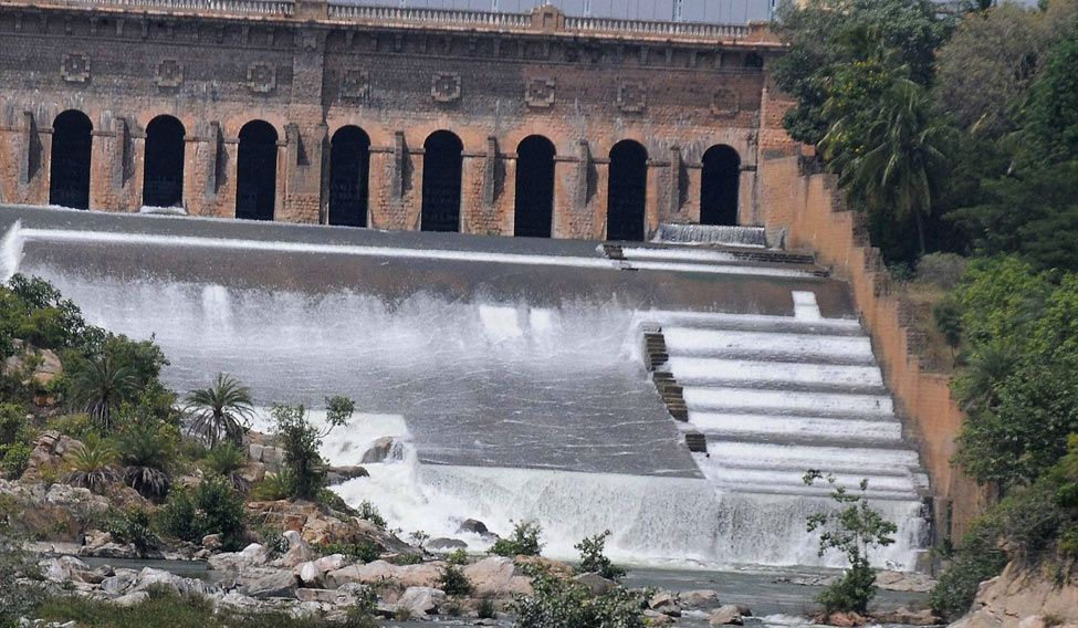 Citing shortage, Karnataka rejects TN's request to release Cauvery water