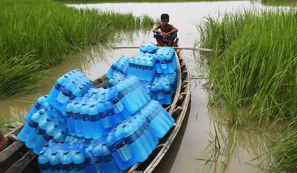 'Simple water test may help prevent bone disease in India'