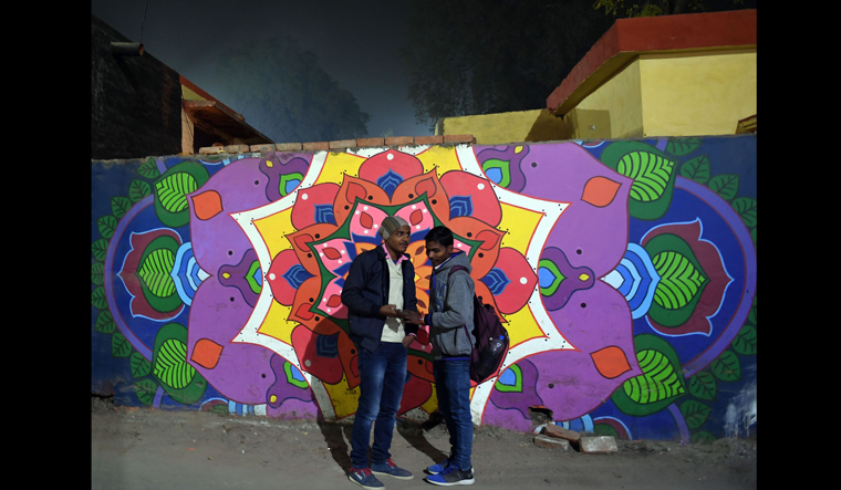 Millennial travellers take to Kumbh Mela