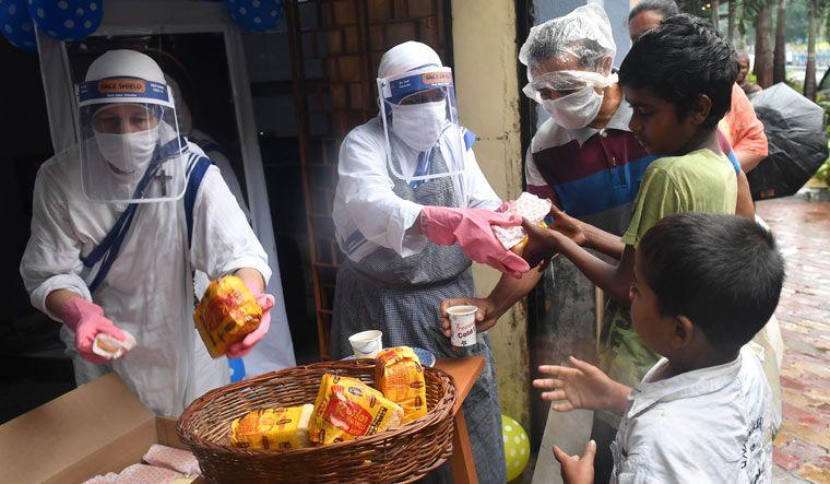 teresa birthday Missionaries of Charity Salil