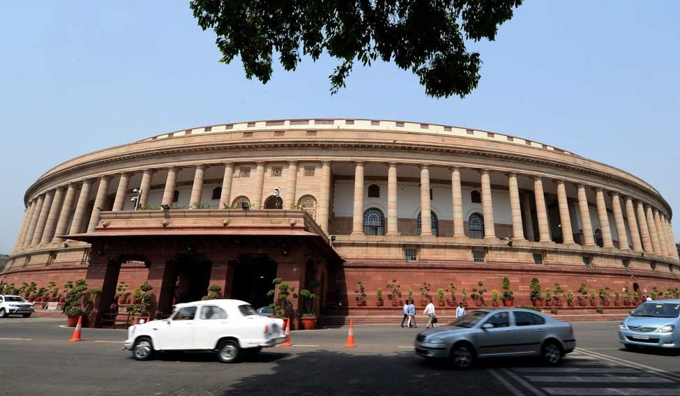 WHEN TERROR KNOCKS ON PARLIAMENT DOOR