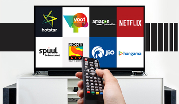The rise and rise of India's online streaming services - The Week
