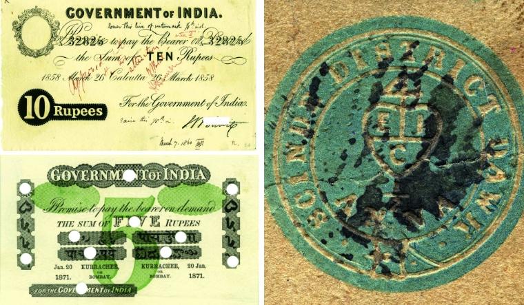 The Scinde Dawk, a gem of Indian philately
