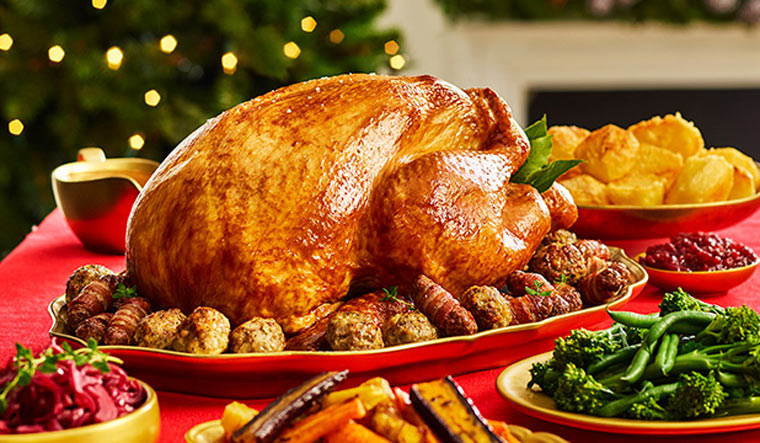Charles Dickens and birth of the classic English Christmas dinner