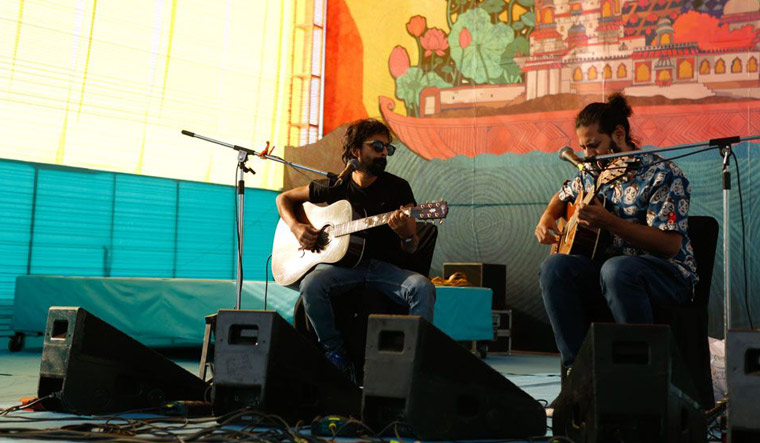 The magic of sounds at Udaipur World Music Festival