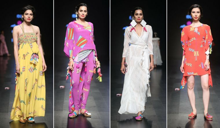 A fresh take on Lucknow's culture, in fabric