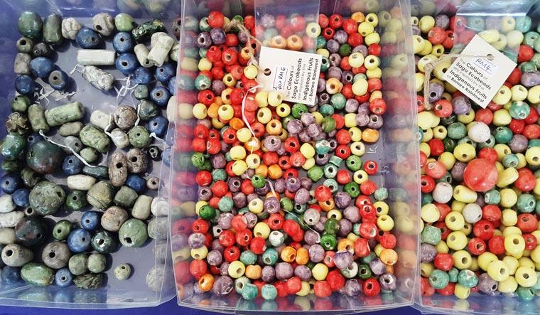 sago-beads