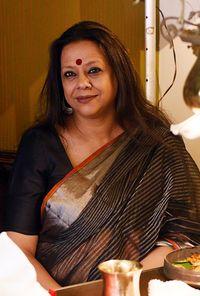 Curator Ina Puri