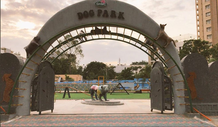 India's first ever dog park to open in Hyderabad, see pictures