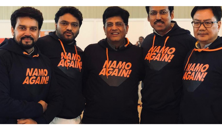 Move over Modi jackets, 'NaMo Again' hoodie is the new in-thing