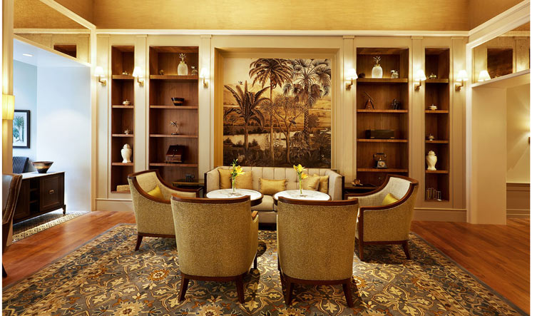 Dig into a slice of history at Chennai's iconic Taj Connemara