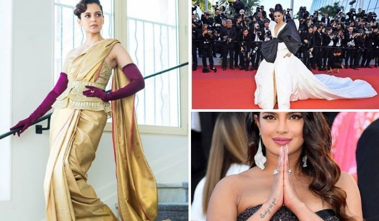 Cannes 2019: Indian celebrities who took over the red carpet