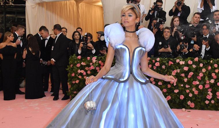 Cinderella reimagined: Zendaya steals the show at the 2019 MET Gala