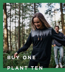 Tentree plants trees for every item they sell | Instagram