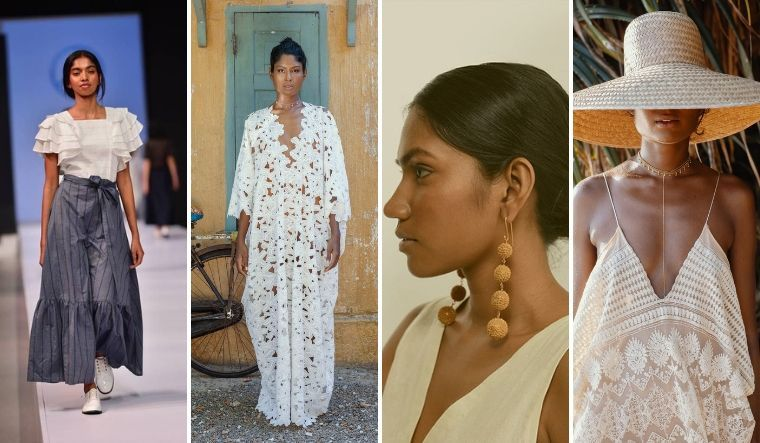 Sri Lanka S Back In Business Lankan Fashion Designer On New Collection The Week