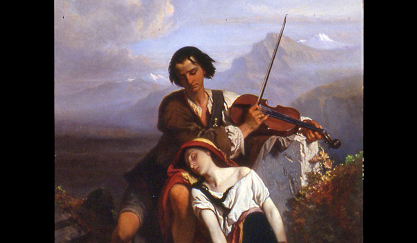 Louis-Gallait-Power-of-Music-painting