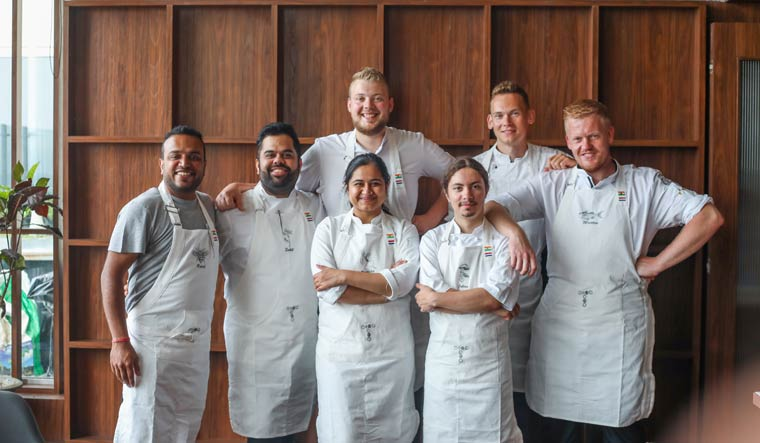 Chef's World Tour: When local flavours meet global culinary methods