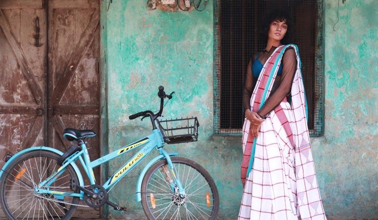 santhal-saree
