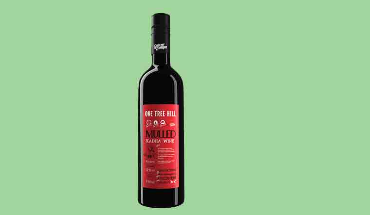 India's 'first' bottled mulled wine comes with a touch of traditional flavour