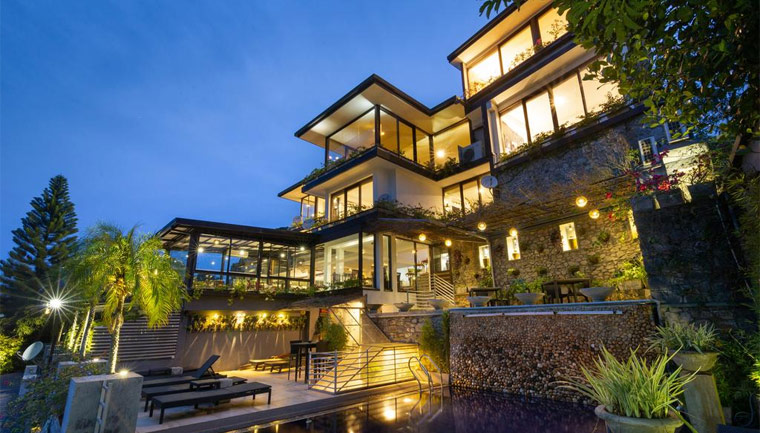 Theva Residency: Redefining Luxury on the Hills