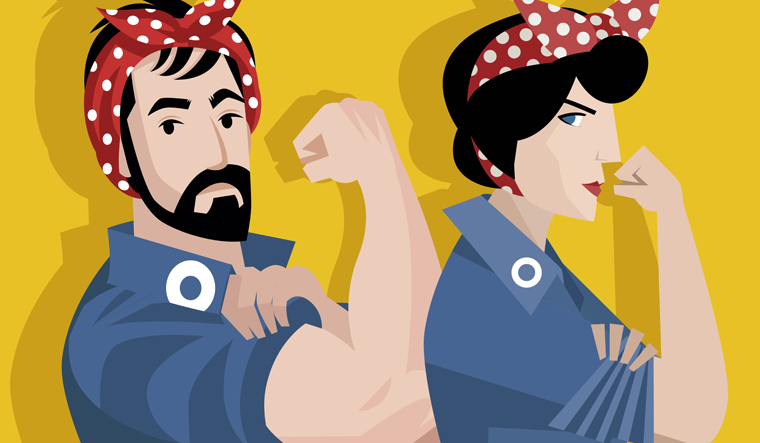 The rise and fall of the 'feminist' woke bros - The Week