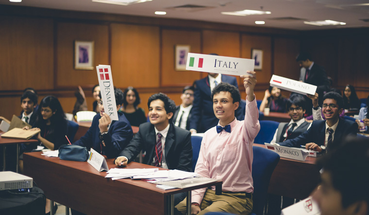 Model United Nations: Step in for the real-world experience, money
