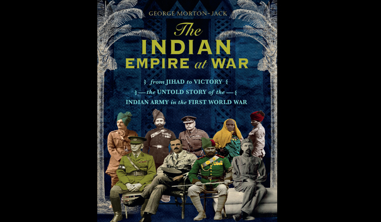 What role did the Indian Army play in the First World War?
