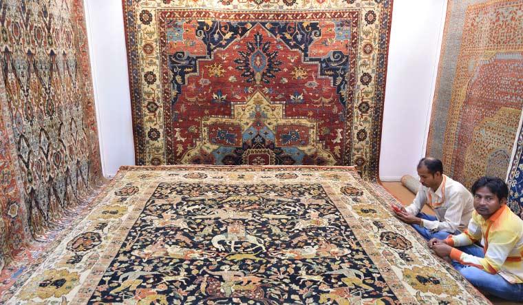 Carpet expo 2018
