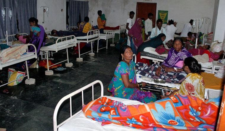 INDIA-HEALTH/STERILIZATION