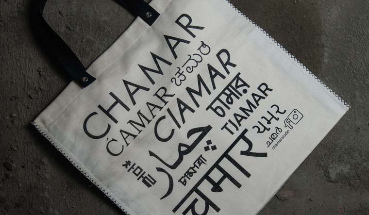 How a designer label is working with dalit artisans from Dharavi