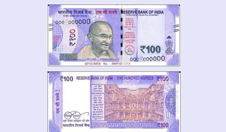 New Rs 100 notes: Rs 100 crore needed to recalibrate 2 4