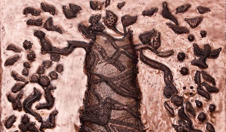 Poetry in copper: An SG Vasudev retrospective