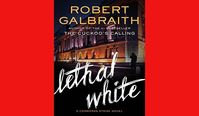 Strike four: 'Lethal White' is a worthy addition to a compelling series