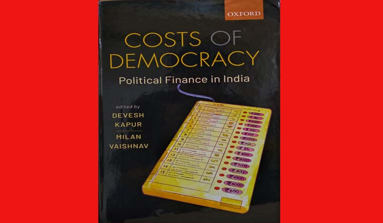 What does it cost to conduct an election in India?