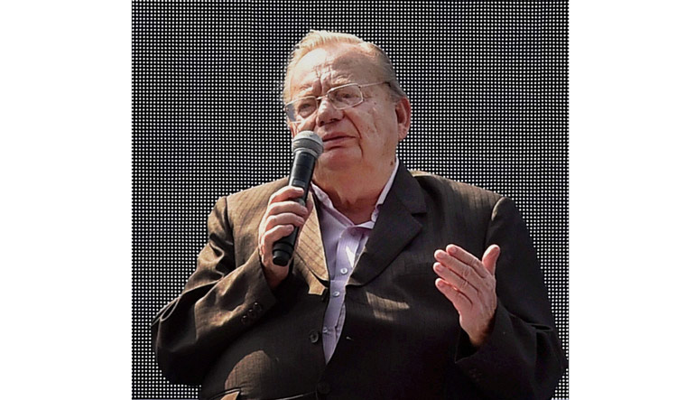 Ruskin Bond: Always felt ghosts not out to scare or harm us