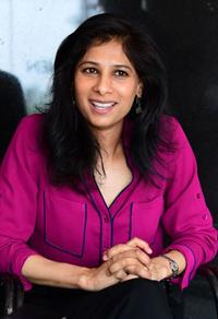 Gita Gopinath | Jinse Michael
