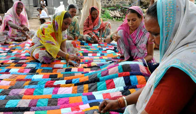 Empower the rural women to empower the community