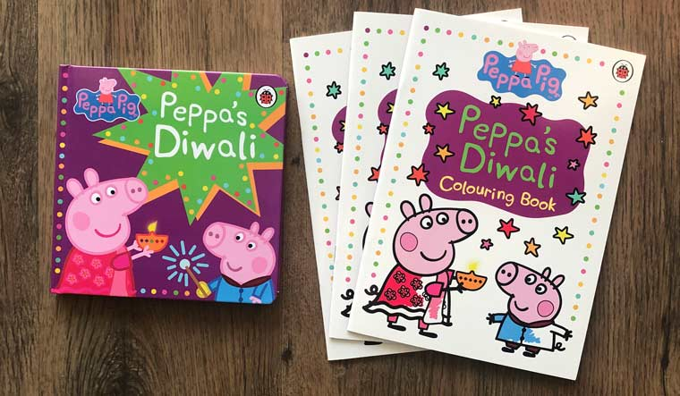 This Diwali, Peppa Pig has a special gift for Indian fans