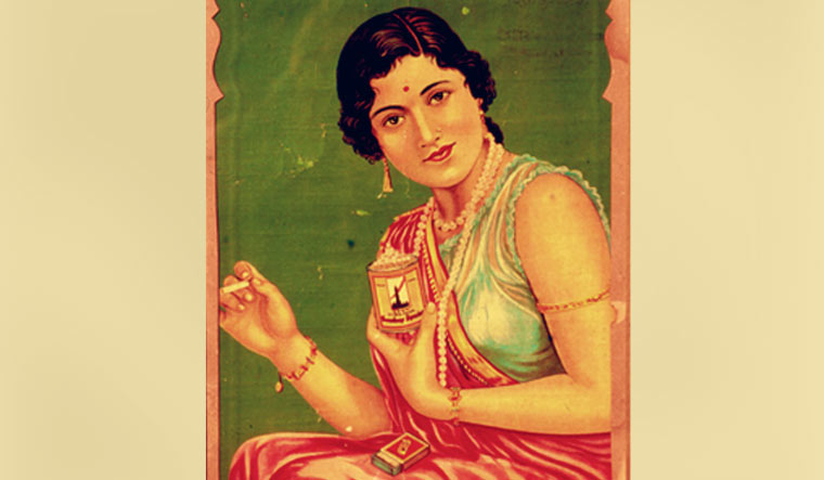 The world of vintage tobacco ads in India
