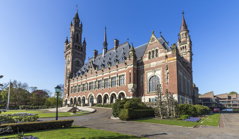 At the ICJ, justice really begins at the Peace Palace library