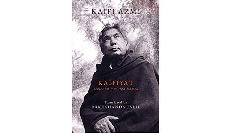 Spirit of love, Urdu intact in this translation of Kaifi Azmi's poems