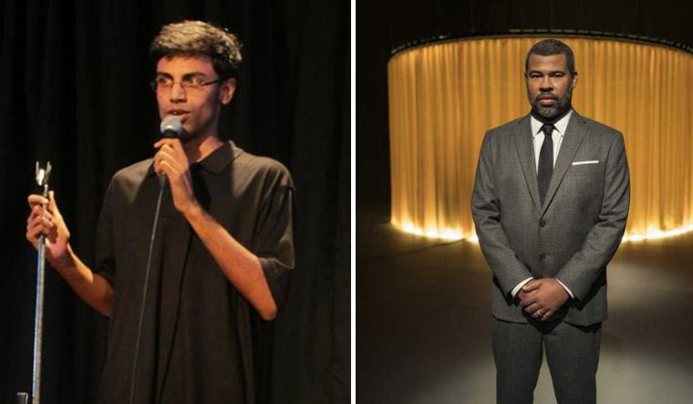What pushes comedians to foray into horror, social issues genres